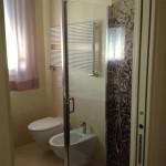 Bagno - doccia con mosaico