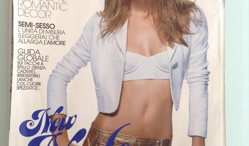 copertina mariclaire 02/2007