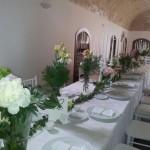 Tavolo imperiale degli sposi