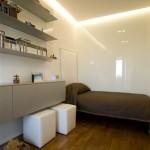 Camera del bambino - Luce minimal