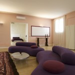 Le ore del meriggio - living e camera da letto