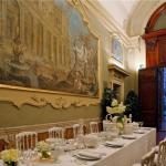 tavolo imperiale - neobarocco total white